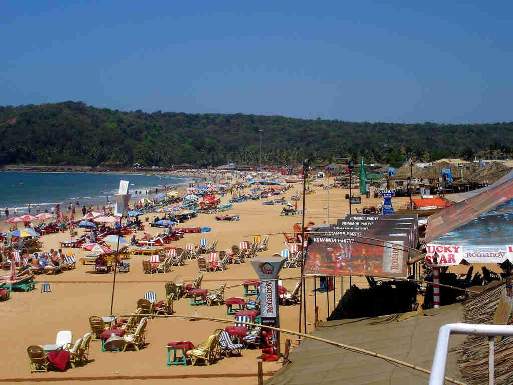 Goa Golden Triangle Tour
