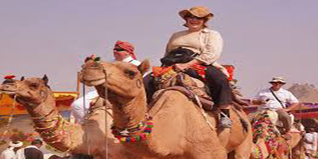 Luxury Rajasthan with Pushkar