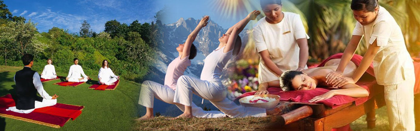 Relaxing Yoga Tour in Himalayas