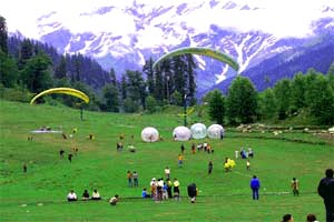 The Delightful Himachal Tour Package