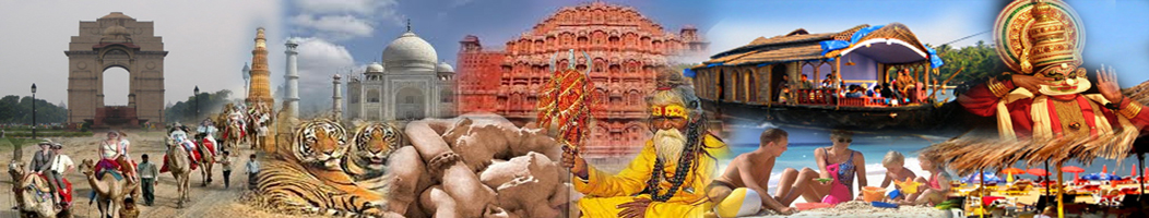 Theme Tour of India