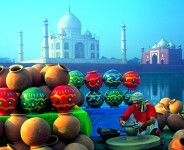 Heritage with Taj Mahal Tour