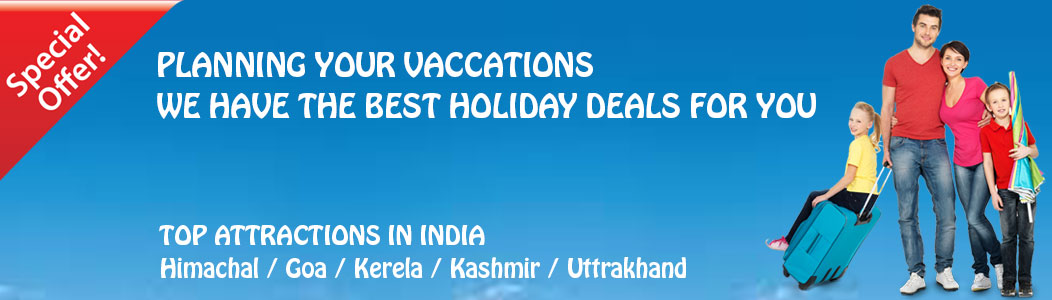 India Holiday Deals