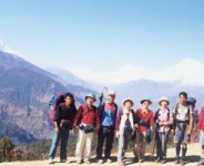 Nepal Camping Tour