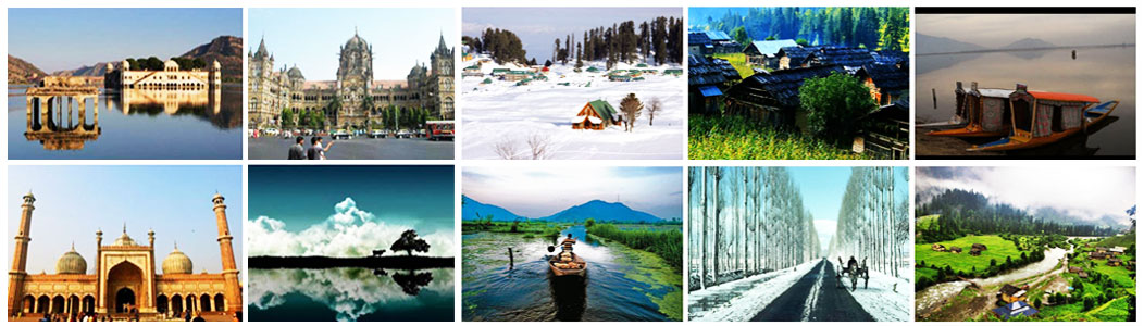Places to Visit India