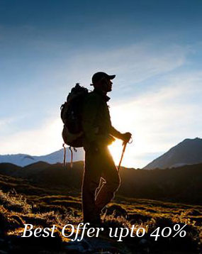 Trekking tour in India